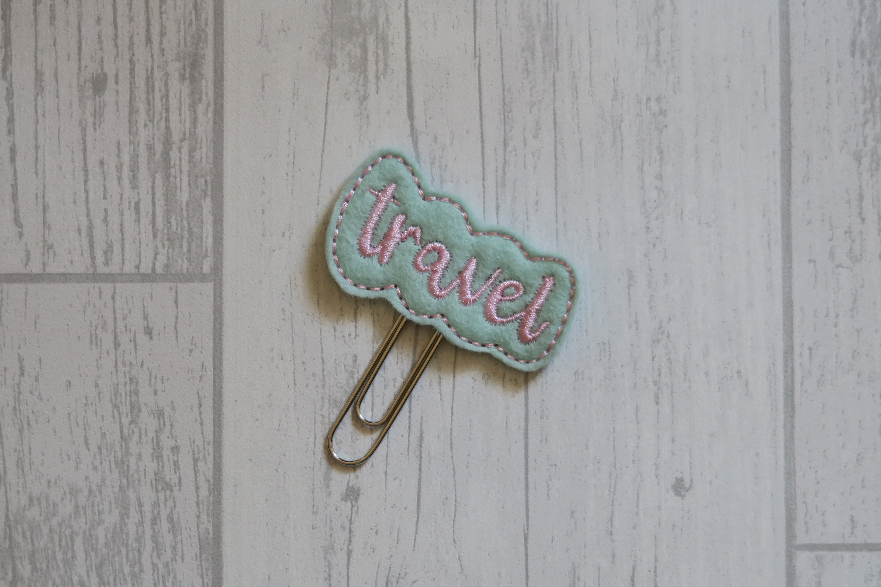 travel planner clip