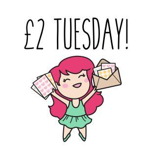 £2 Tuesday